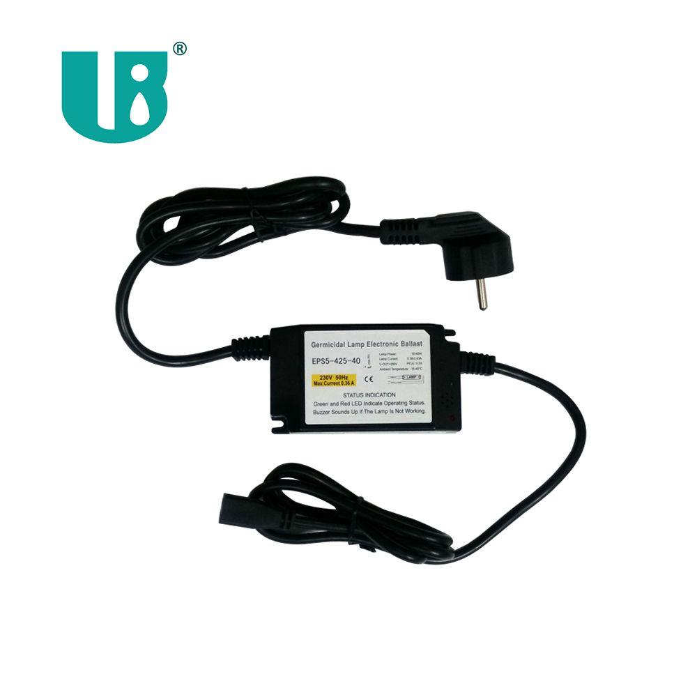 21-41w uv c lamp electronic ballast