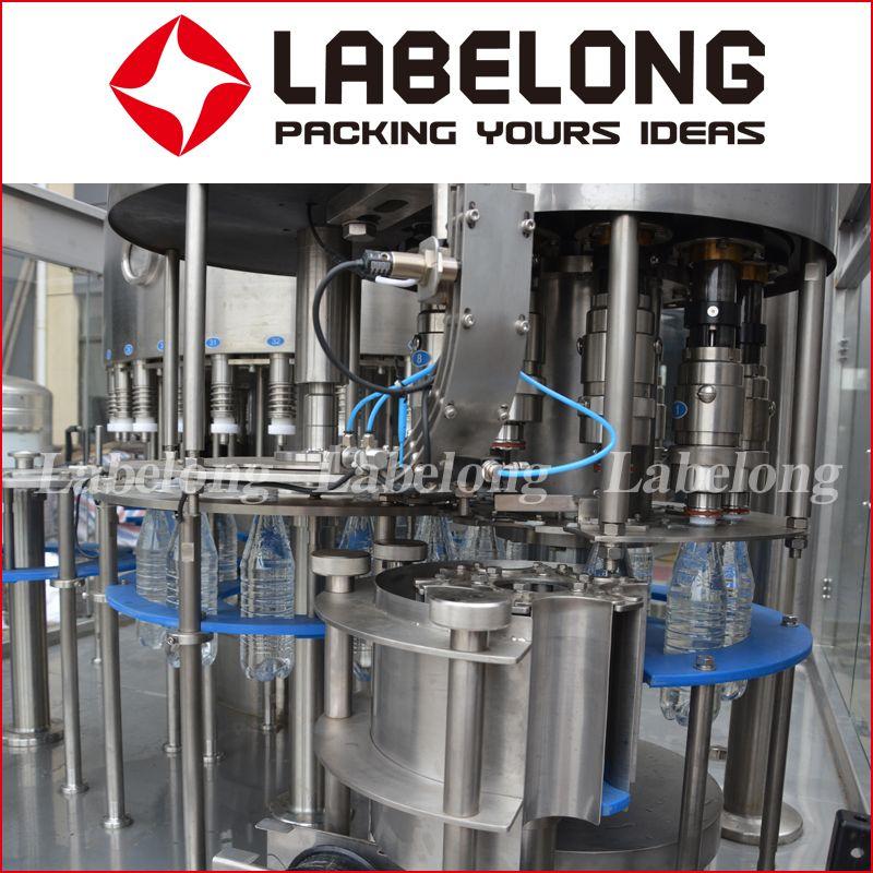 Big Bottle Edible Oil Bottling line/Filling/Packing Equipment