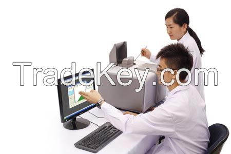 Economical and Compact Laser Particle Size Analyzer