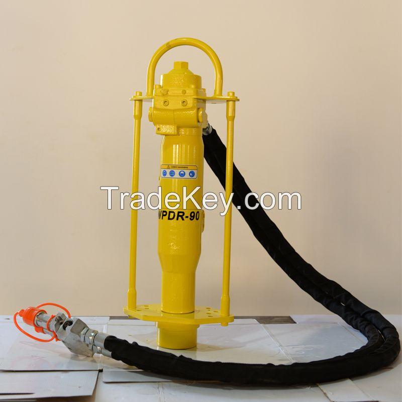 Portable Handheld Hydraulic Post Puller machine