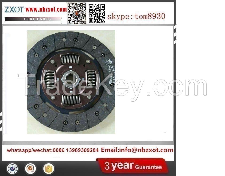 LUR clutch disc 30100-ED08A 41300-24800 302050237R 32502-3010 1861776032