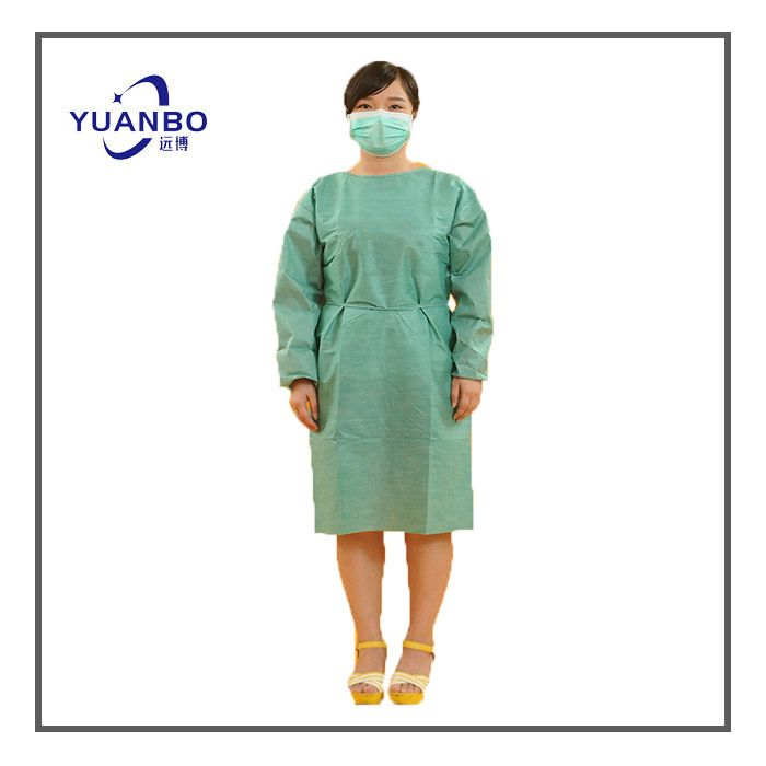 Disposable SMS Hospital Isolation Gowns