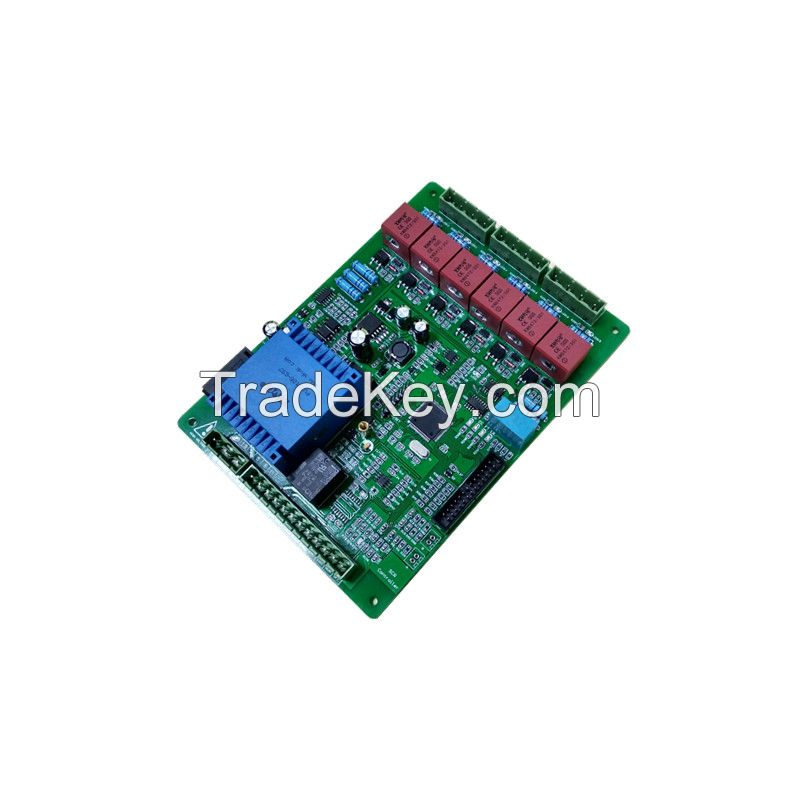 ST20 Three Phase SCR Firing Card Digital Voltage Regulation Control Board for Water Pump Controller and Induction Machinery