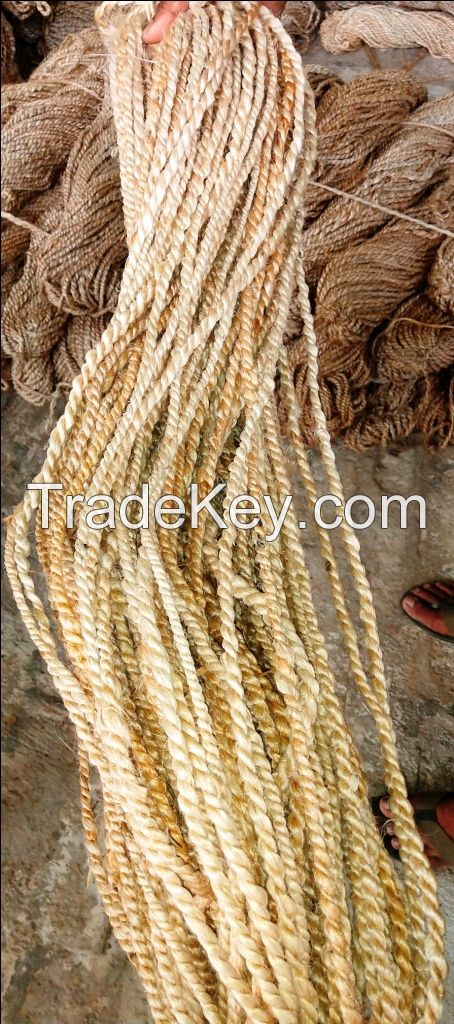 HIGH RUNNAGE JUTE YARN 2 PLY