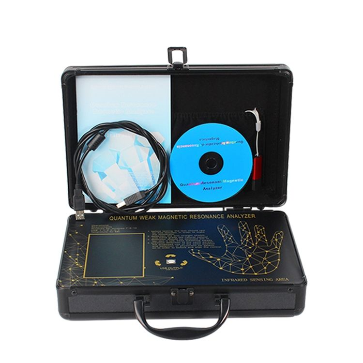 6th generation hand touch quantum resonance magnetic analyzer with 52 reports
