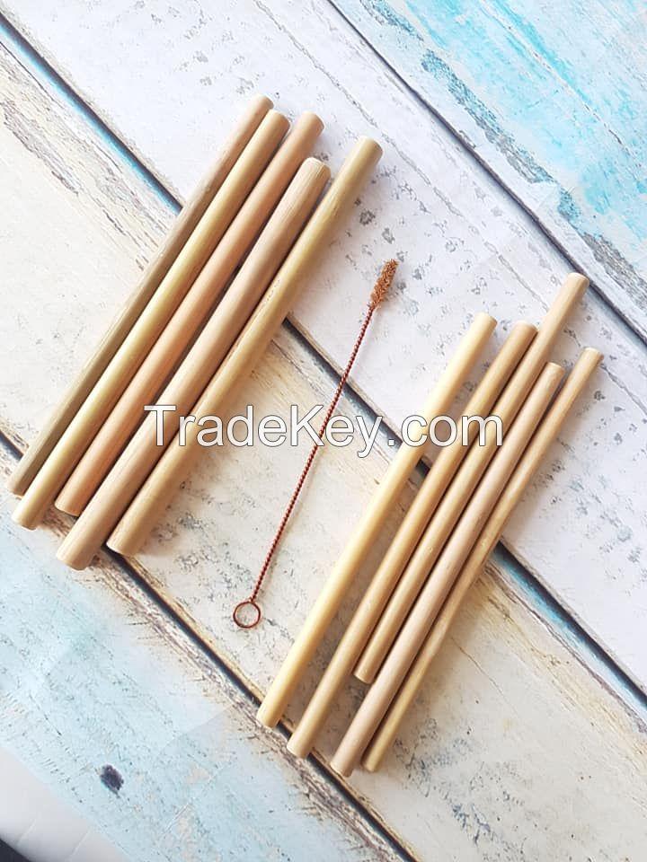 Bamboo Straws from Vietnam