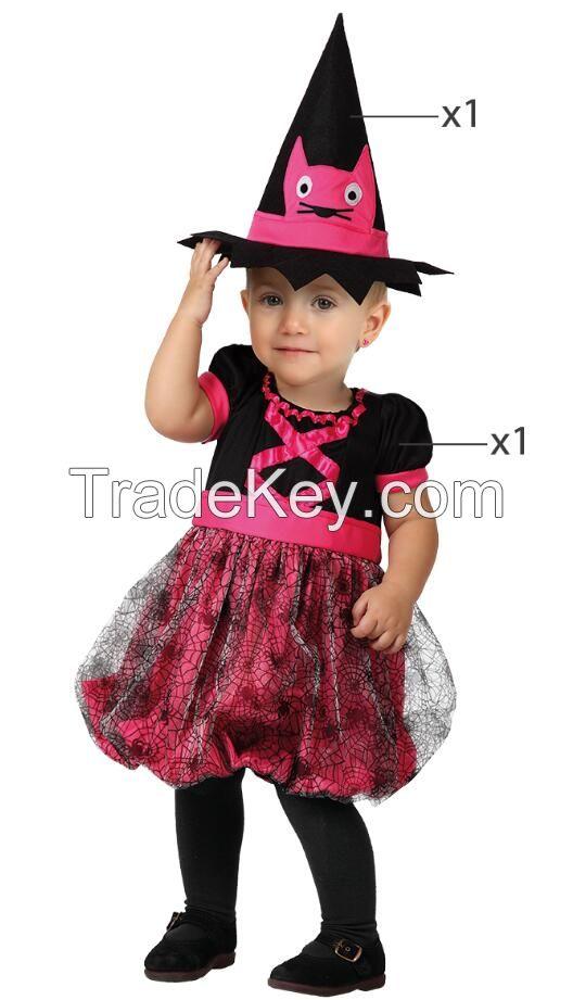 Fancy Kids Dress kids halloween costumes