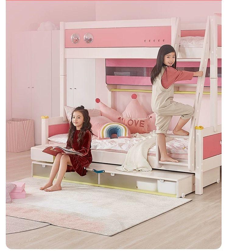 2M2KIDS kid bedroom furniture children bunk bed