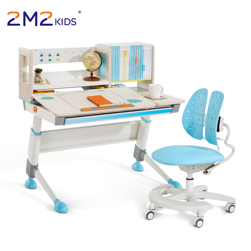 2M2KIDS Knight adjustable kids study desk study table