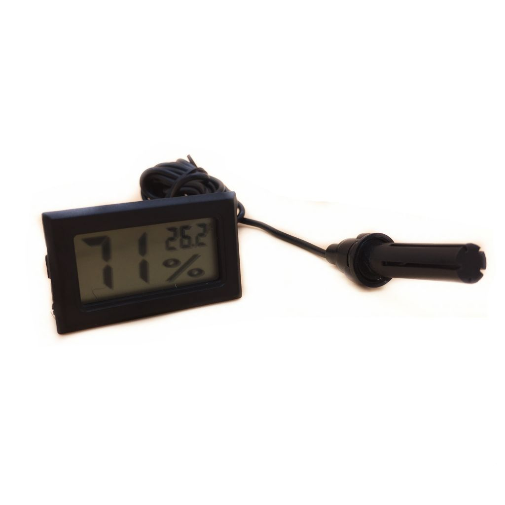 Egg Incubator Thermometer Hygrometer/temperature And Humidity Meter With Probe Tpm-30
