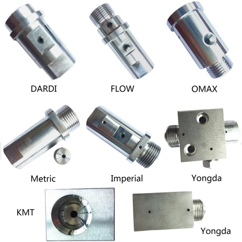 factory direct sales various of water jet cutting machine spare parts