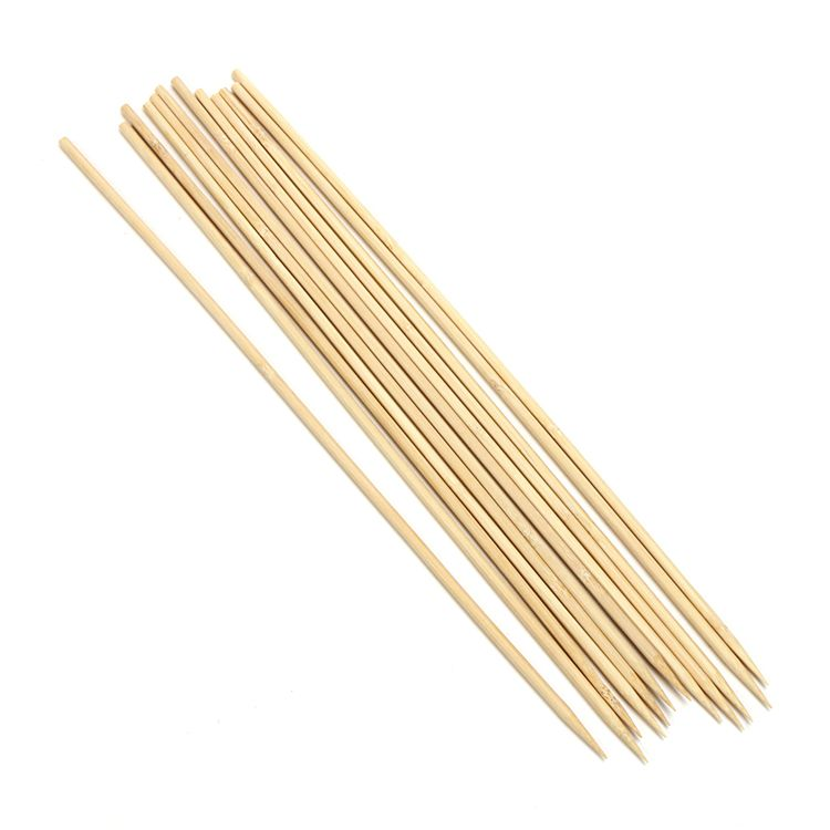 Bamboo Marshmallow Roasting Sticks Disposable bbq sticks