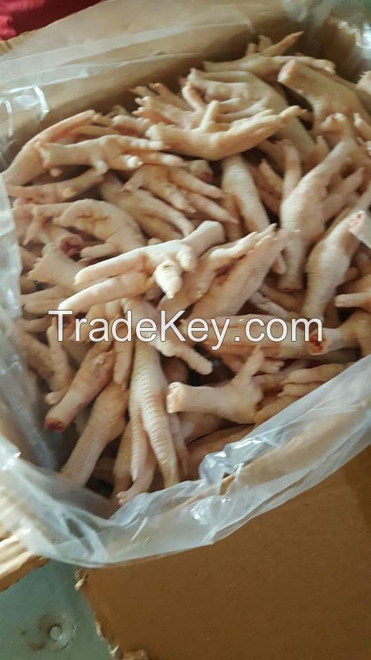 Frozen Whole Chicken / Frozen Chicken Feet / Frozen Chicken Paws