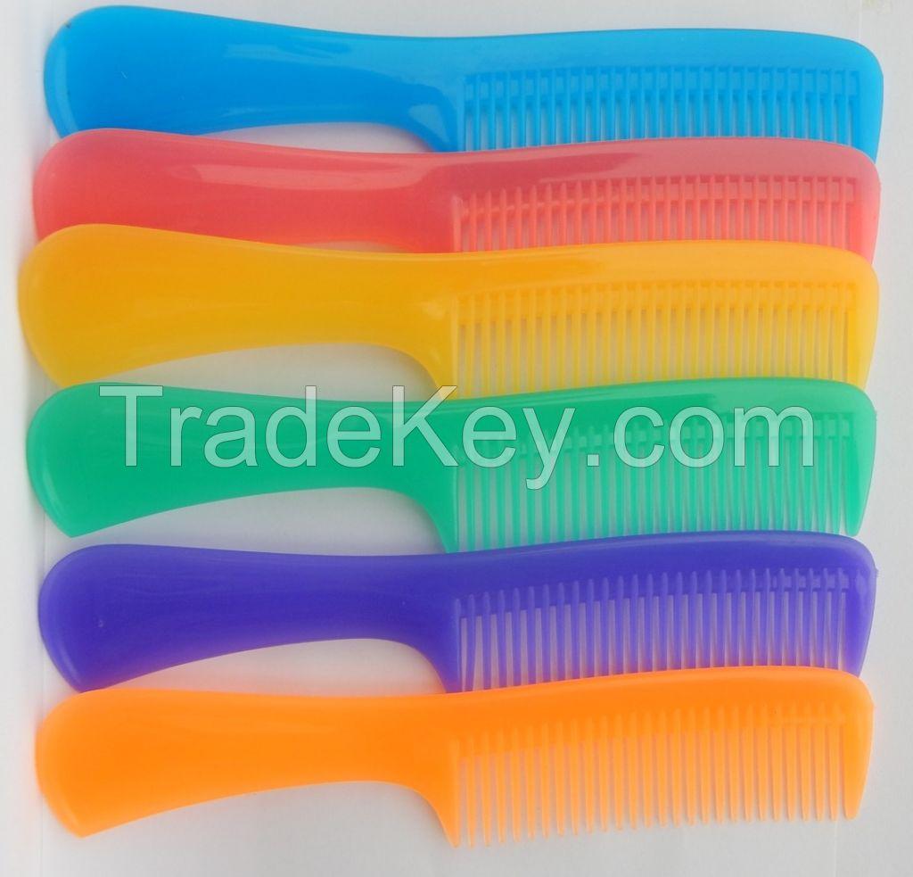 Detangled highest quality plastic comb