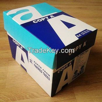 A4 70gsm 75gsm Roll Packing Copy Paper