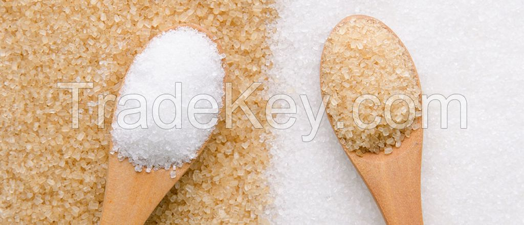 White Crystal High Grade Refined ICUMSA 45 Sugar low price