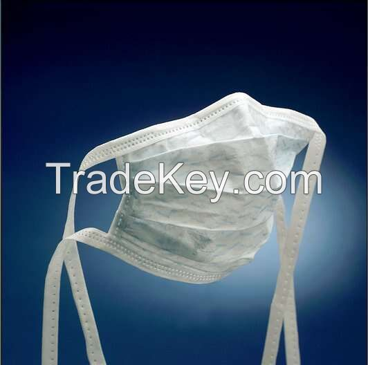 3M Tie-On Surgical Mask 1818