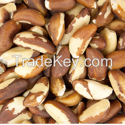 Organic Dry Nuts, Seeds And Grains