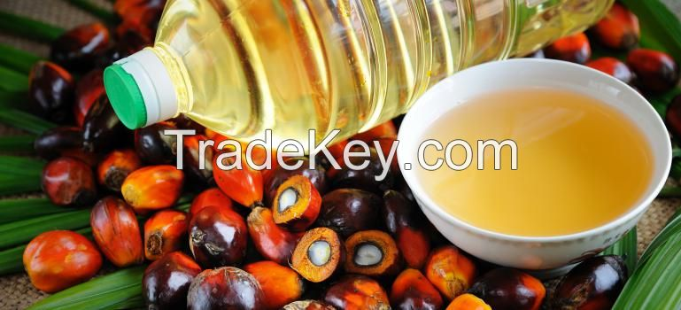 RBD Vegetable Oils