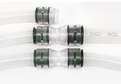 Ftth Micro-Duct Cap,End stop Cap,Telecom ,Coupling pushfit direct instal 8mm