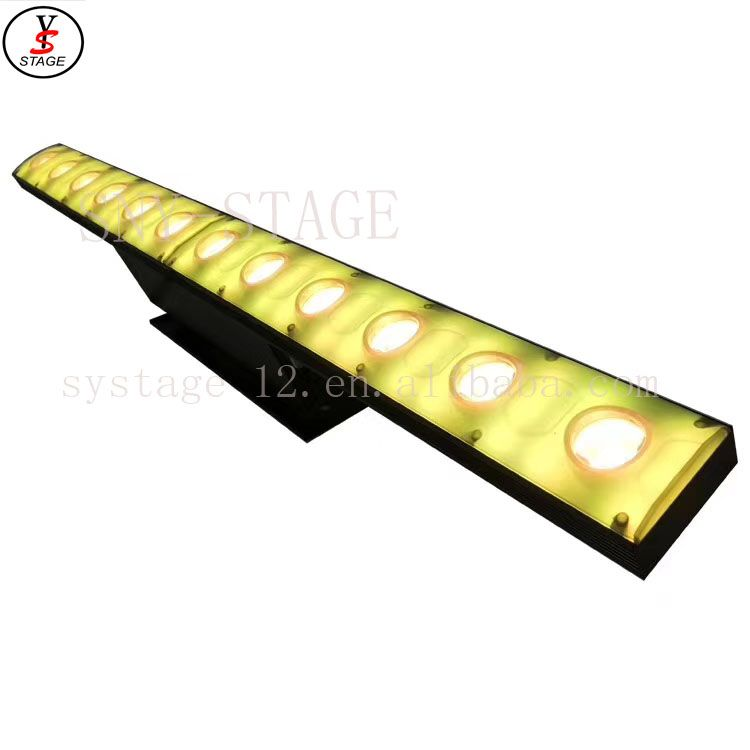 12*3w LED wall washer beam strip stage wash beam dj effect light