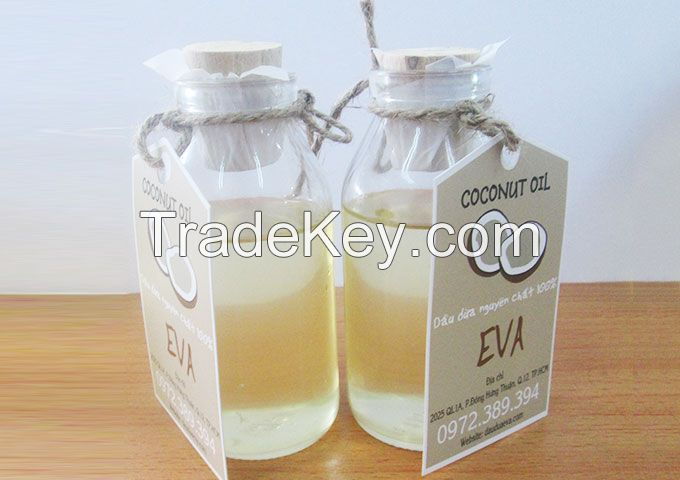 vietnam coconut oil