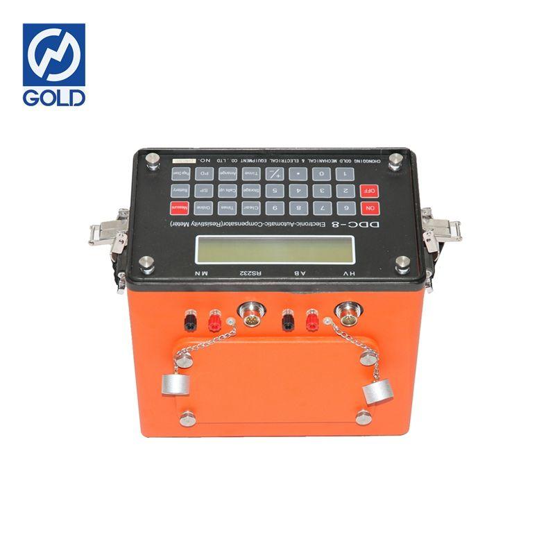 Electronic Auto-compensation Instrument Resistivity Meter