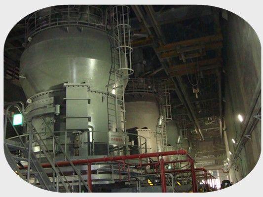 Medium speed coal mill