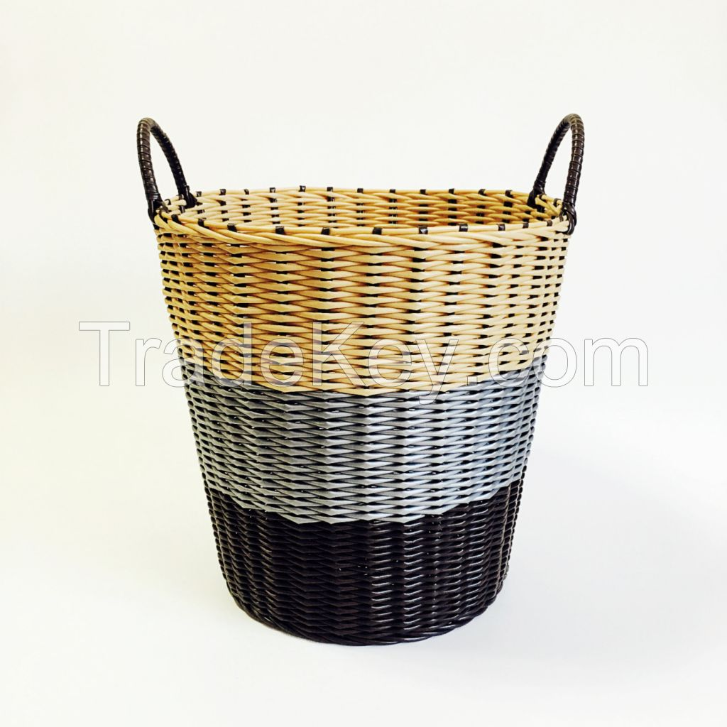 Environmental Friendly Handbag PE Basket