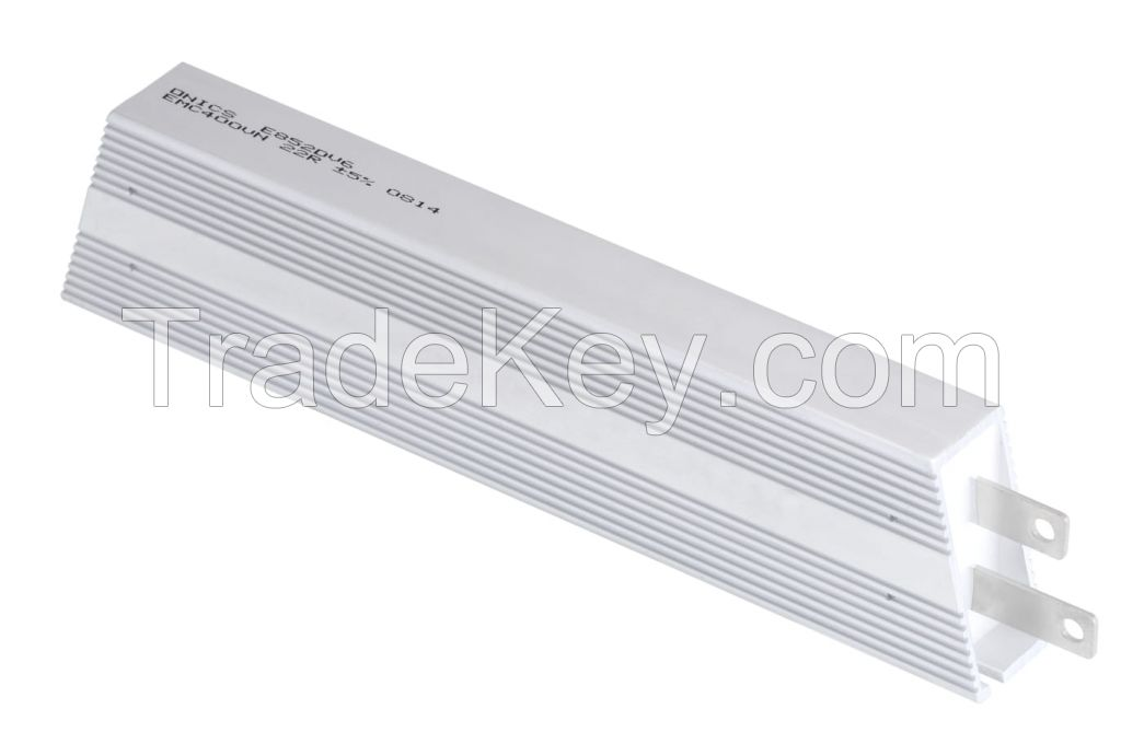 Aluminium Housed Metal Clad Braking Resistor And Slim type aluminium resistor