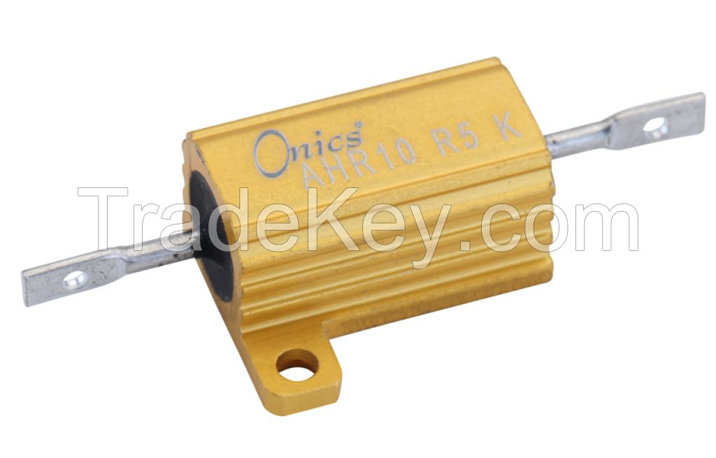 Aluminium Housed Chassis Mounted Wire Wound Resistors
