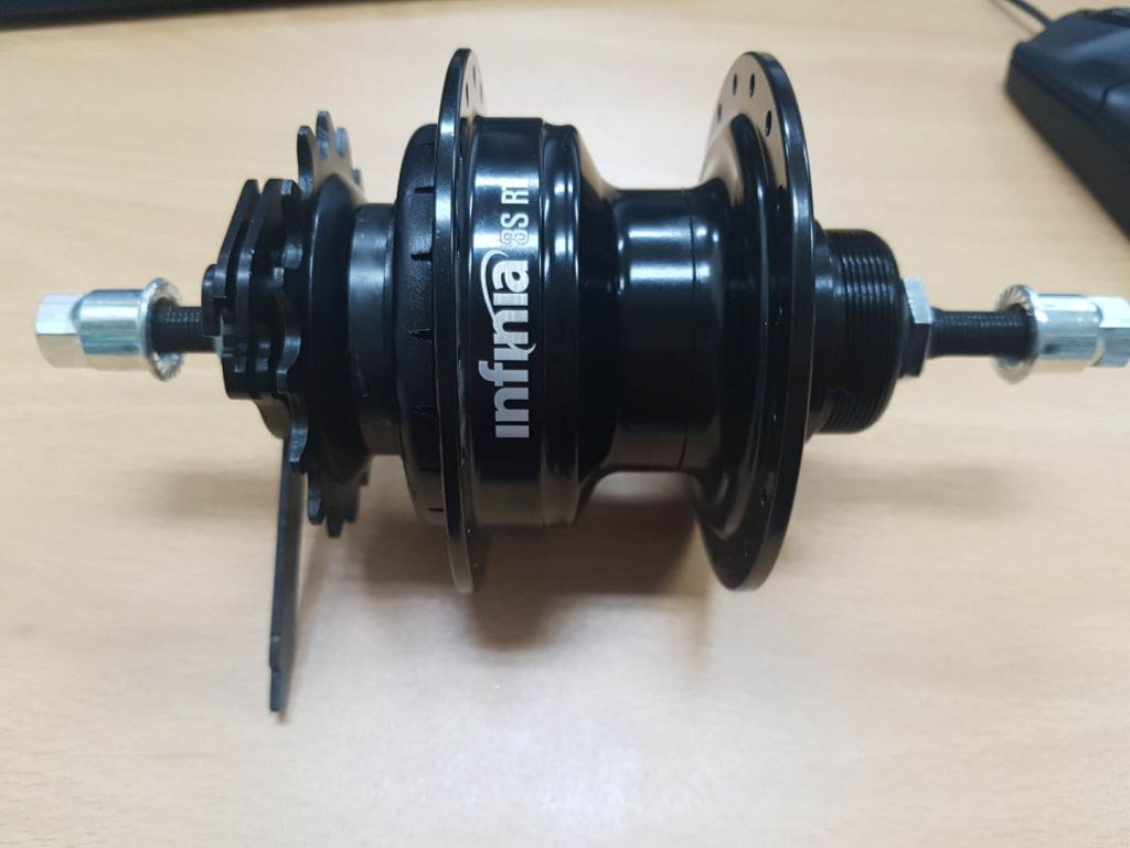 bicycle internal gear hub