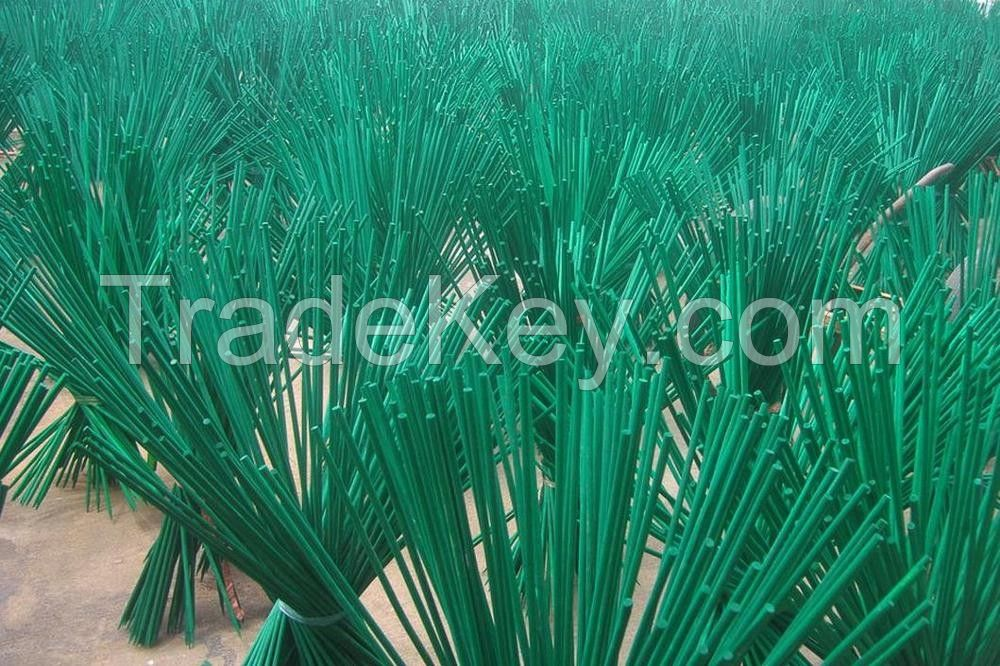 Bamboo sticks for plants/flowers support growing