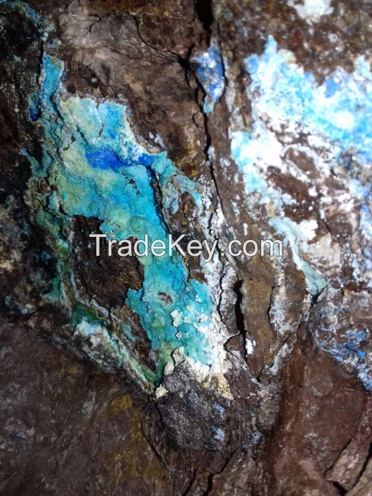 Copper Ore 10% - 30%