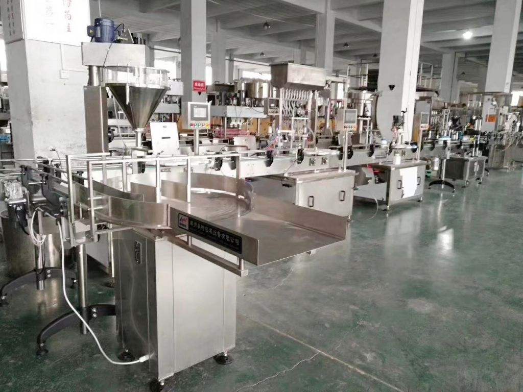 Manual Small powder filling machine
