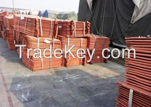 Good Quality Copper Cathode