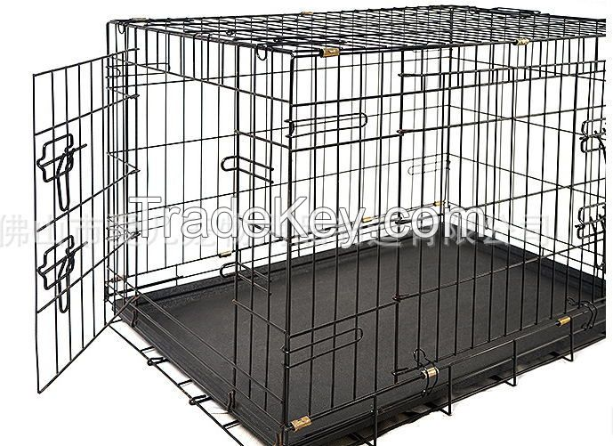 Wire Dogs Cages and Dog Toilet Series