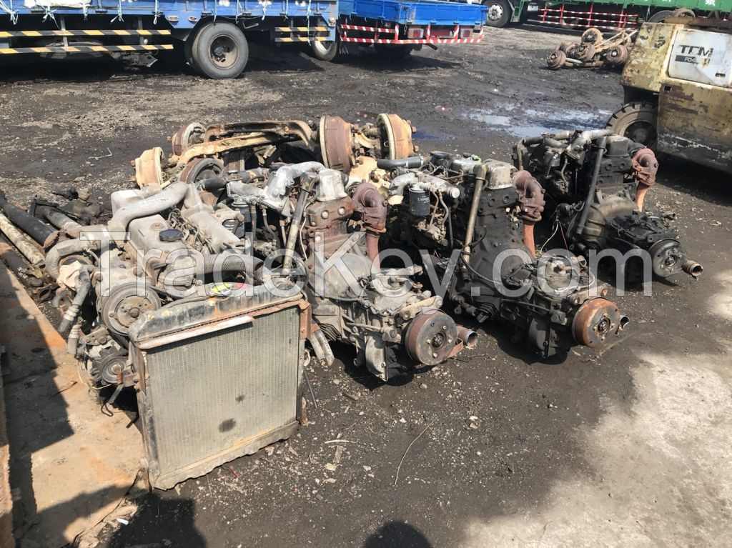 Taiwan Used Engine Assembly