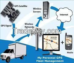 Fleet tracking GPS