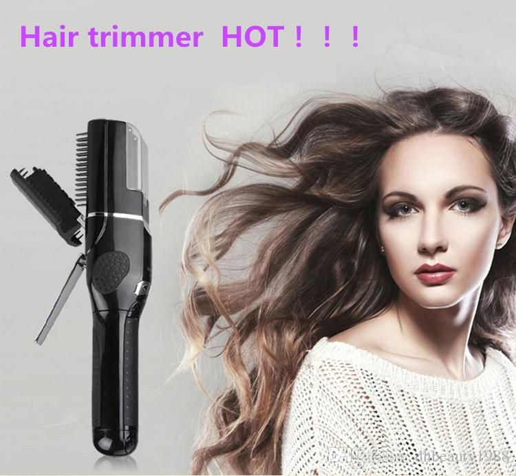Professional Hair split Electric Hair Clipper Rechargeable Hair Cutting the forks Machine Automatic Hair Trimmers