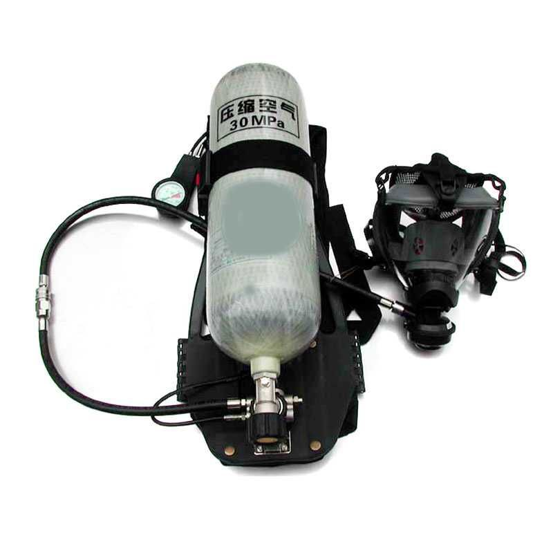6.8L 30Mpa SCBA Air Breathing Apparatus with Competitive Price