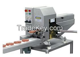 Burger Forming Machine with conveyor