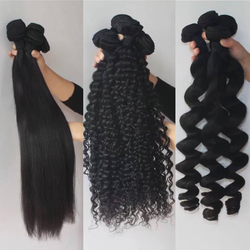 100% Virgin Peruvian Human Hair