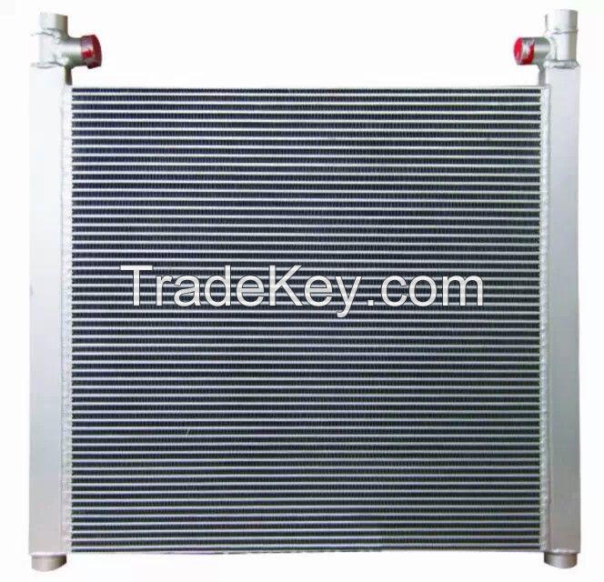 Roller heat exchanger