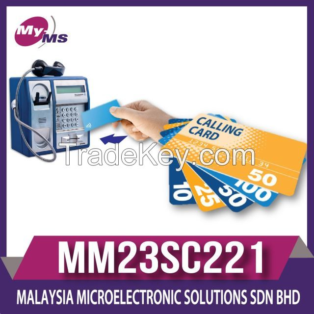 PAY PHONE CHIP 221 / 4436 / 5536 / 6636 COMPATIBLE CHIP MODULE