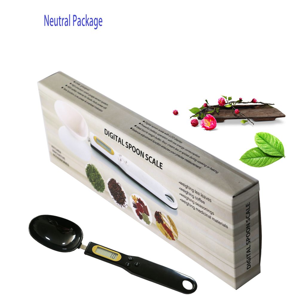 Family Kitchen Baking Spoon Scale High Precision Electronic Scale