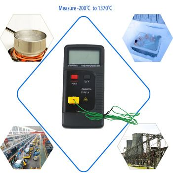 Factory Direct Selling Industrial Measuring Digital Thermometer