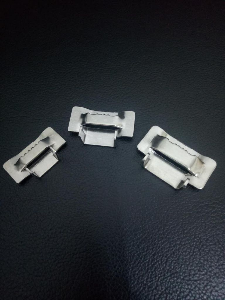 Banding, Wing Seal, Buckle, Closed Seal