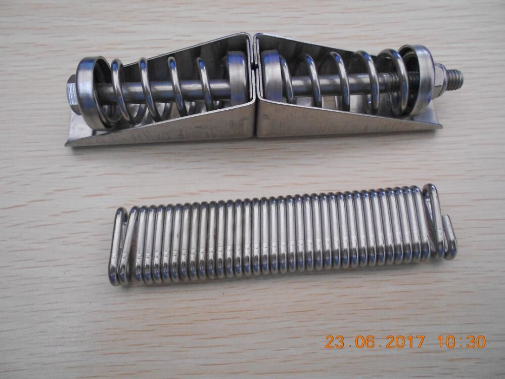 Toggle Clip, Latch, Flat Expansion Spring, Breather Spring, Mighty Spring, Compression Spring
