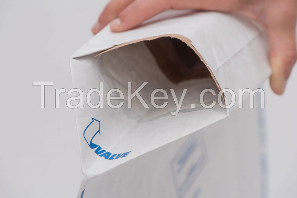 Rice bag, Poly Valve Bag, PP Bag, Packing Bag, Woven bag, FFS, cement sacks for Aggregate, Stone, Chips Or Pebbles, rice, corn, feeds
